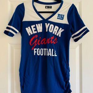 New York Giants Maternity Jersey,